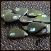 Planet Tones - Paua Abalone - 4 Picks | Timber Tones